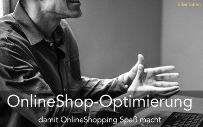 Mehr Umsatz durch OnlineShop-Optimierung
