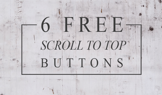how-to-add-scroll-to-top-buttons-to-blogger-and-free-buttons
