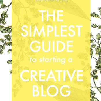 The simplest guide to start a blog - Zakkiya Hamza | Inkstruck Studio