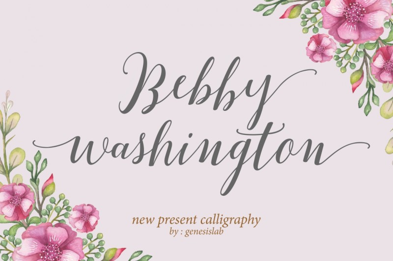 SWOON! Check out these amazing modern calligraphy fonts - Inkstruck Studio