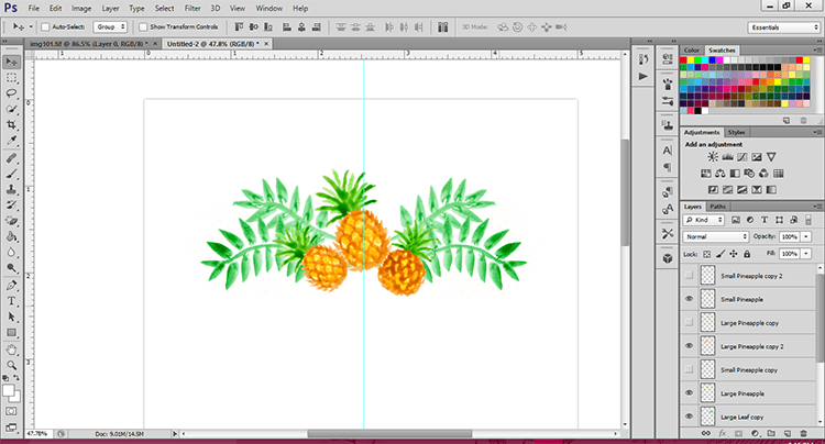 Learn how to create watercolor pineapple party invitations perfect for any summer soiree