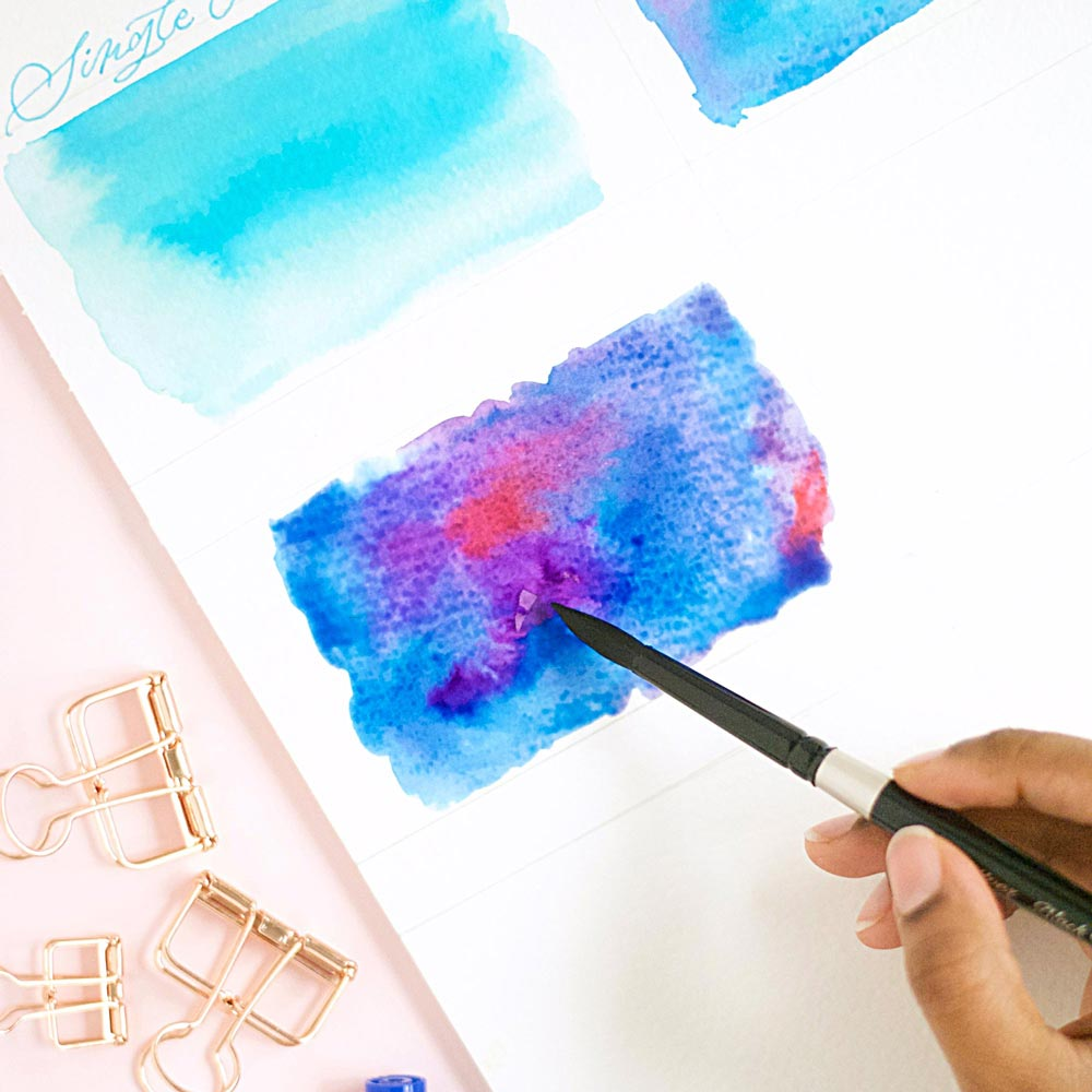 Best Modern Watercolors