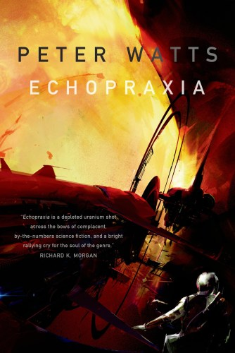 Book Cover: Echopraxia by Peter Watts