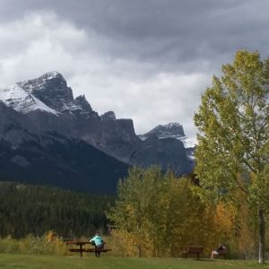 Visiting Canmore!