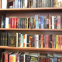 Snapshot: The Horror Section
