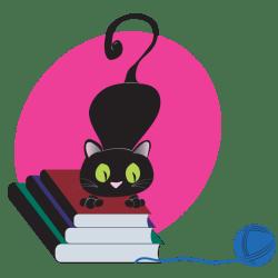 Stringchronicity cat logo