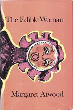 book cover: Edible Woman by Margaret Atwood