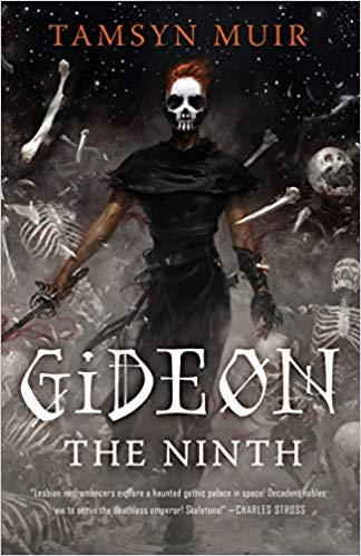Book Cover: Gideon the Ninth by Tamsin Muir