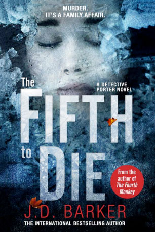 Book Cover: The Fifth to Die by JD Barker