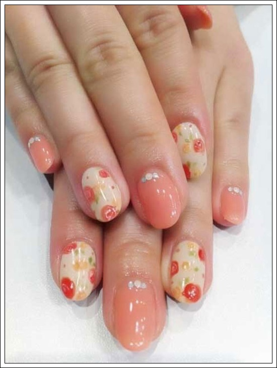 Amazing And Spring Nail Art Ideas For Paint