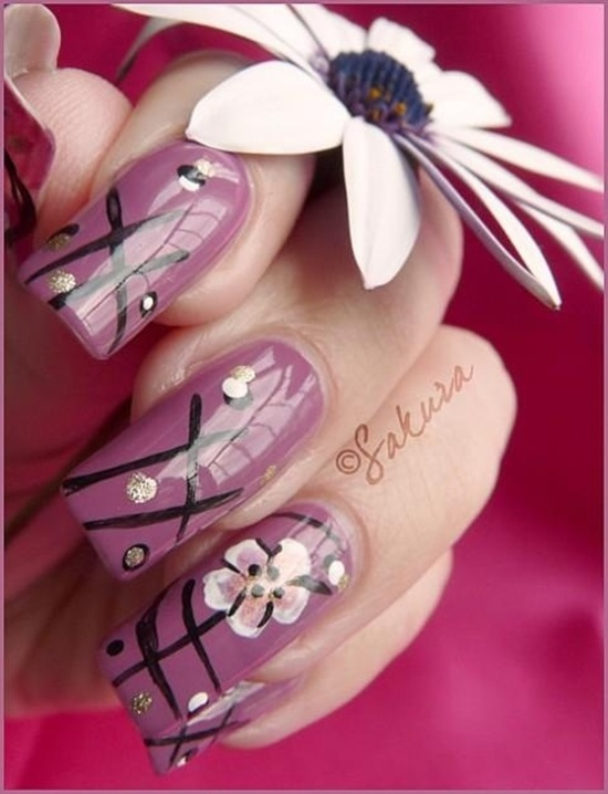 Nail Art New Designs