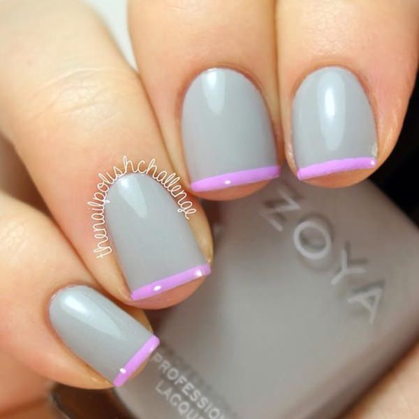Nail Art Ideas Easynail Designs Step By At Home Tatto Easy For Short Nails