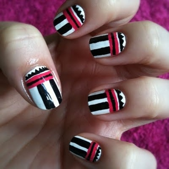 Nail Art Image Latest