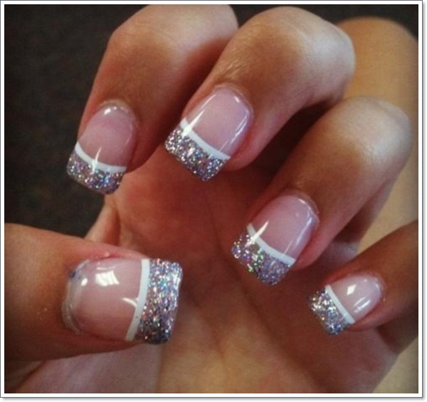 9 Best Red Nail Art Designs With Pictures Styles At Life French Gold
