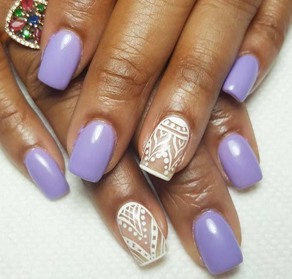 61050916 Acrylic Nails Designs