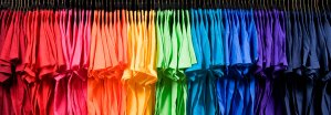 Color Rainbow Of Shirts