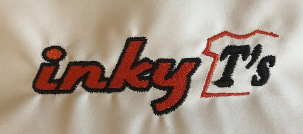 Image of Inky T's Logo Embroidered