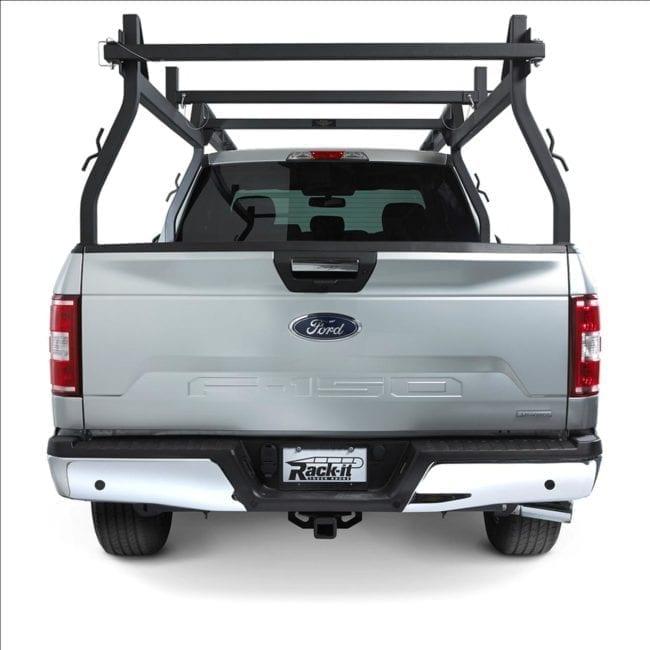 rack it inc hd forklift loadable rack for ford super duty pickup trucks