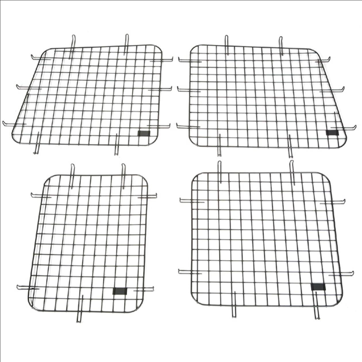 Adrian Steel Complete Wire Window Screen Kit For Mercedes