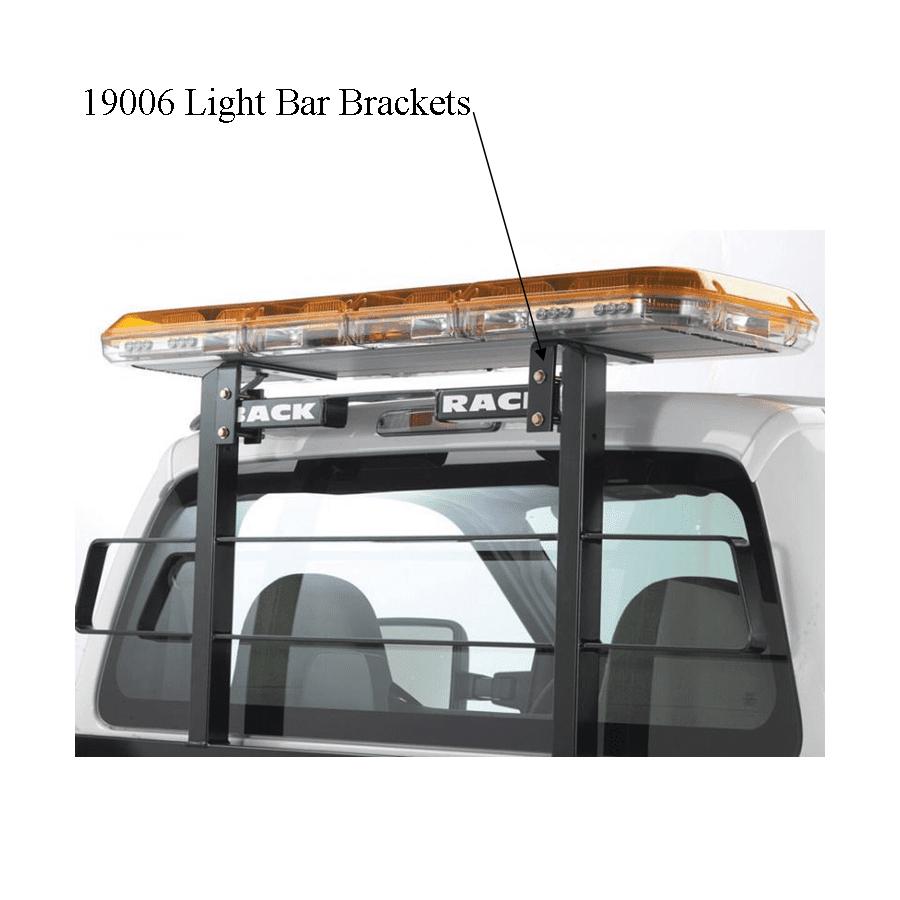 car truck parts backrack 81001