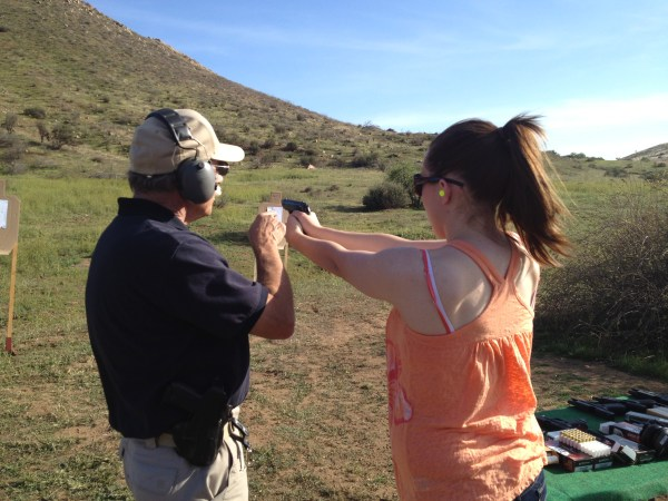 Inland Training - Providing Law Enforcement Firearms
