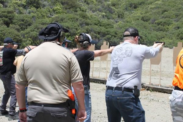Advanced Handgun Class