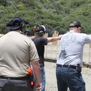 Advanced Handgun Class