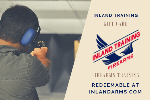 Inland Training Gift Card
