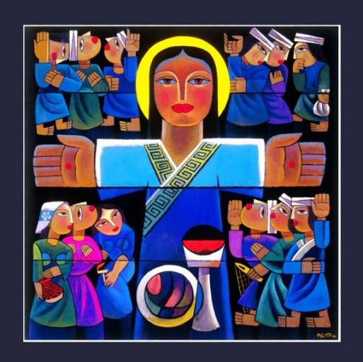 anti-racist Jesus