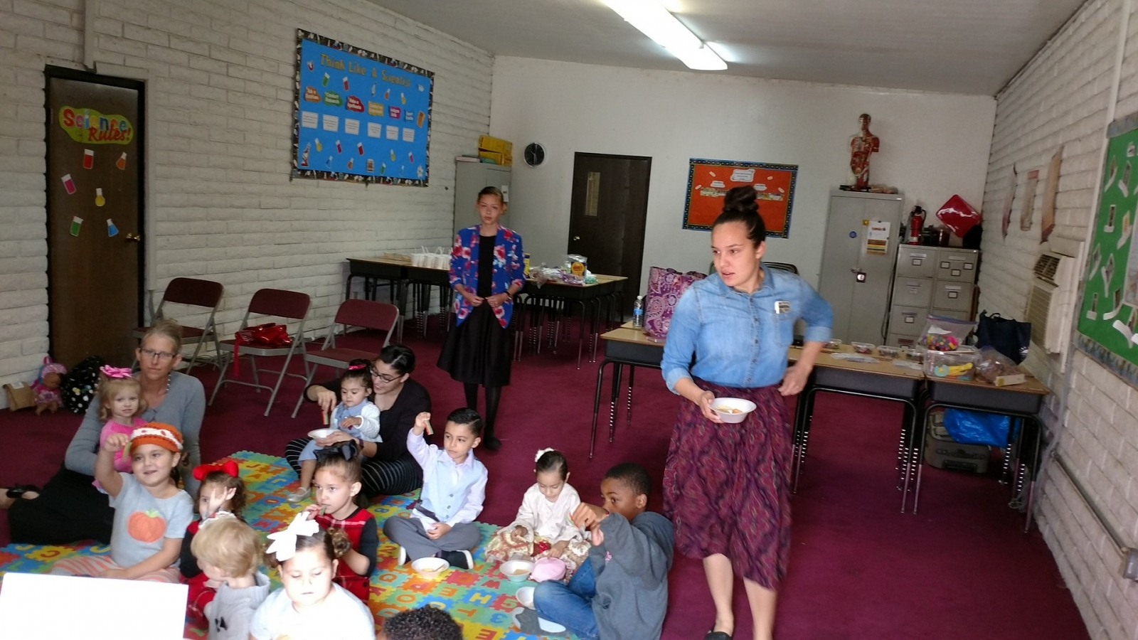 Sunday School | 2016-10-16