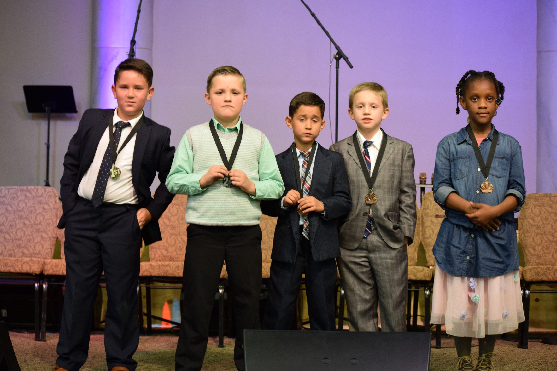 Bible Quiz Tournament   March 25, 2017