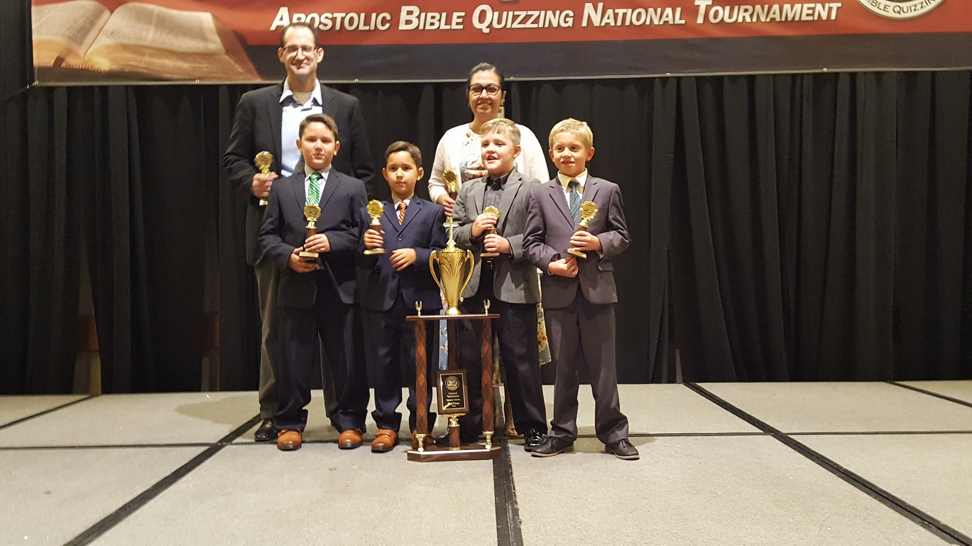 Bible Quizzing National Tournament | 2017-07
