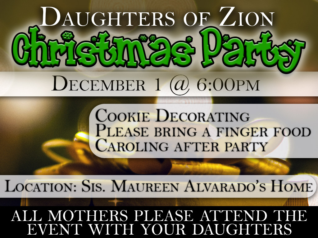 December 1, 2017 | DOZ Christmas Party