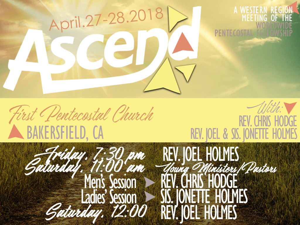 Ascend Conference | April 27-28, 2018