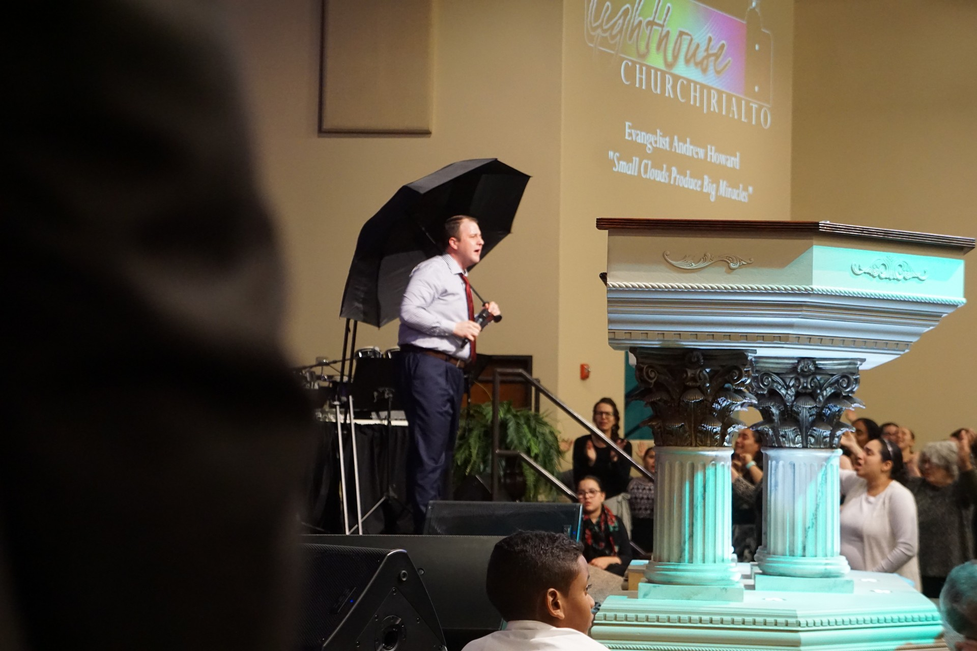 2018-02-04 | Revival Services with Evangelist Andrew Howard