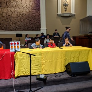 Bible Quizzing Scrimmage and Party | December 15, 2018