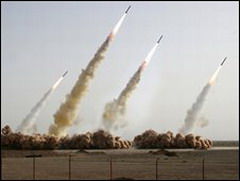 Iran Missile Testing