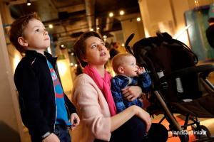 Proposte per le famiglie con bambini al museo