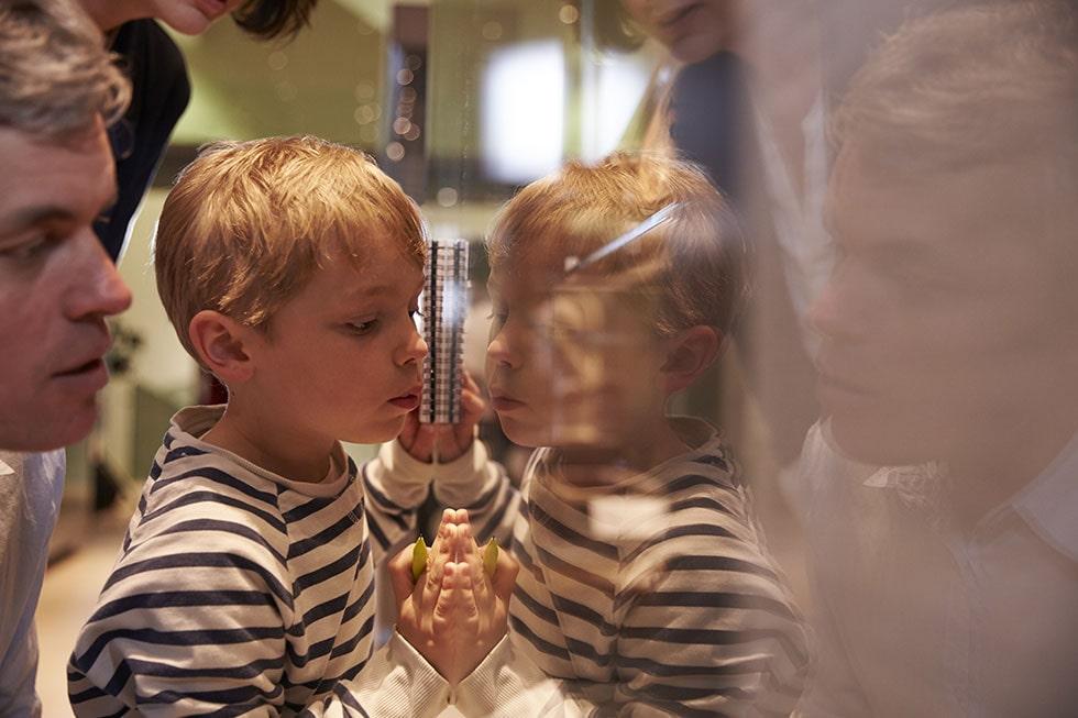 Proposte per le famiglie al museo
