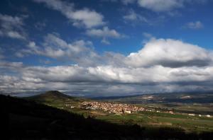 Panorama di Genoni