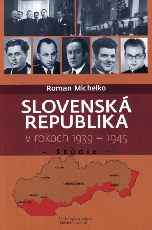 Obálka knihy Slovenská republika v rokoch 1939-1945 - INLIBRI