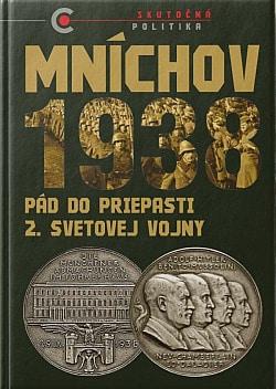 Obálka knihy Mníchov 1938 - INLIBRI online kníhkupectvo