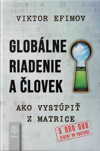 Obálka knihy Globálne riadenie a človek od autora: Viktor Efimov - INLIBRI