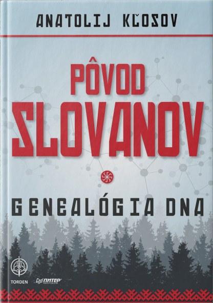 Obálka knihy Pôvod slovanov - INLIBRI online kníhkupectvo