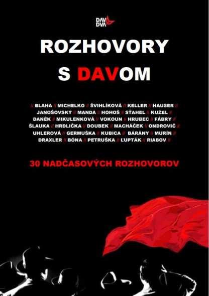Obálka e-knihy Rozhovory s Davom. DAV DVA