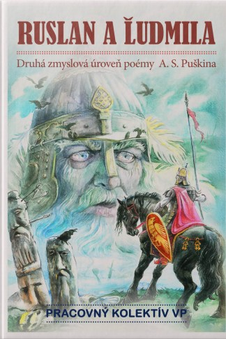 Obálka knihy Ruslan a Ľudmila