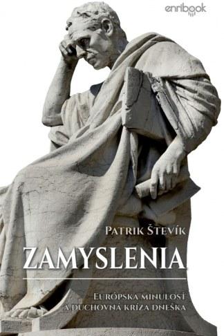 Obálka knihy Zamyslenia od autora: Patrik Števík