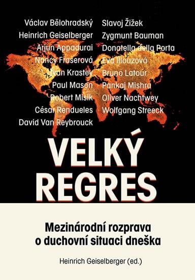 Obálka knihy Velky regres