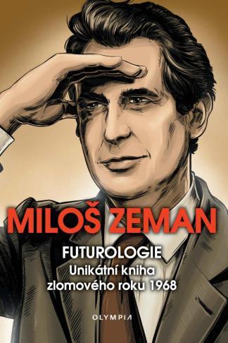 Obálka knihy Futurologie od autora: Miloš Zeman