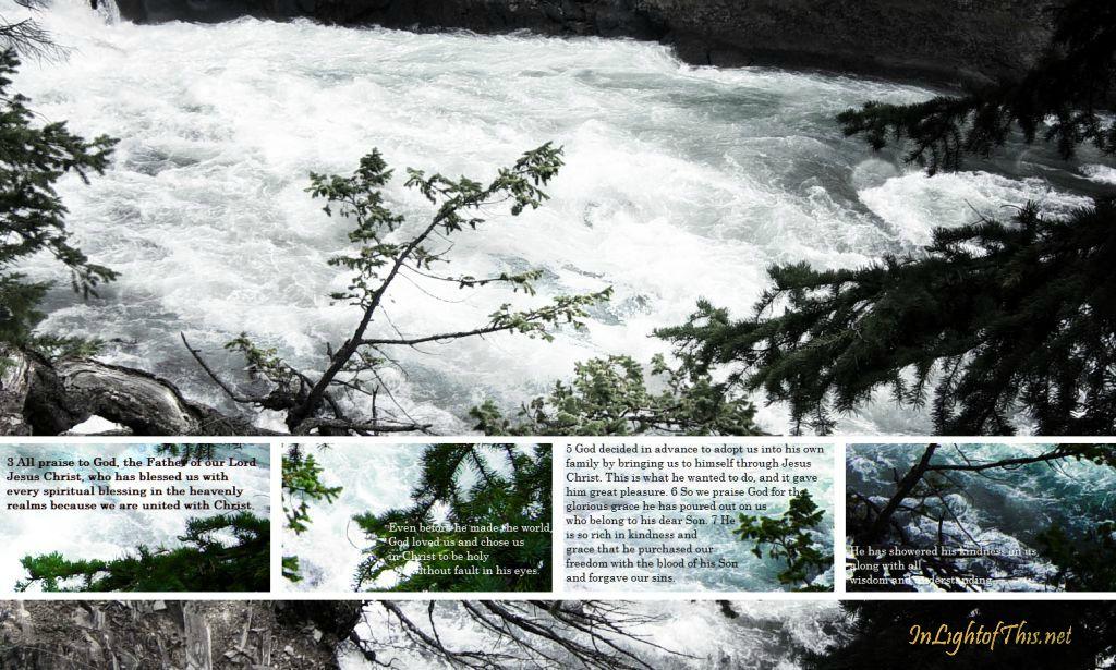 Banff- Bow Falls 3